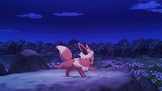 Everyone needs a dancing flower crown Eevee in their life Pokemon Gif, Pokemon Images, All Pokemon, Pokemon Pictures, Pokemon Fusion, Cute Pokemon, Eevee Cute, Pokemon Eeveelutions, Eevee Evolutions