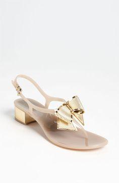 Salvatore Ferragamo 'Sunshine' Sandal available at Nordstrom $225.00