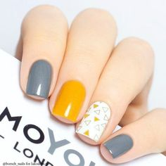 Simple Summer Nail Art Designs 2019 # Acrylic Nails # Nail Polish # Ideas Source by frisurenmehr Trendy Nail Art, Stylish Nails, Nail Swag, Yellow Nails, Pink Nail, Super Nails, Cool Nail Designs, Perfect Nails, Nail Arts