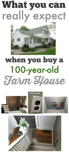Old Farmhouse Remodel Fixer Upper Farm House 33 Ideas Farmhouse Renovation, Farmhouse Remodel, Old Home Renovation, Farmhouse Style, Fixer Upper House, Thing 1, Old Farm Houses, Future House, Home Remodeling