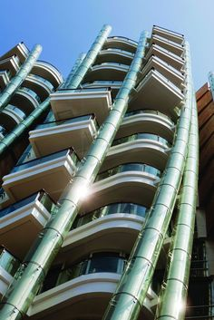 Opus Hong Kong- Hong Kong - China // Architect: Frank Gehry 2012