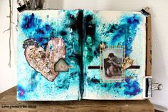 Art Journal - Cards Und More Shopblog