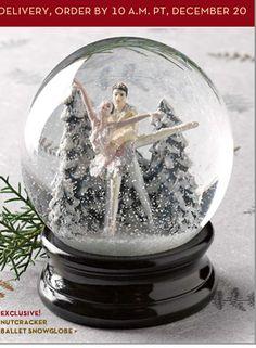 Nutcracker Ballet Snowglobe                                                                                                                                                                                 More