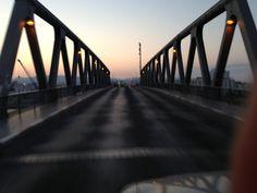 Pont de Bizerte à Gouvernorat de Bizerte