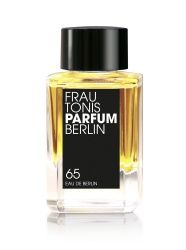 NO. 65 EAU DE BERLIN |  fresh, mossy, dewy | An olfactory equivalent of the metropolis that is Berlin: modern, energetic, vivacious and open. The scent of oakmoss and fresh green fern.