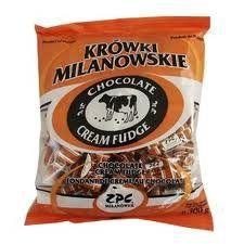 Krowki Milanowskie Chocolate Cream Fudge (300g/10.6 Oz) - http://bestchocolateshop.com/krowki-milanowskie-chocolate-cream-fudge-300g10-6-oz/