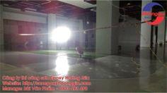 Sơn epoxy APT giá rẻ, chất lượng cao cho nhà xưởng
