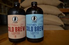 Rook Coffee New Orleans Style and Traditional Style #coldbrew #coffee