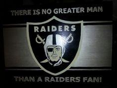 Oakland Raiders tailgate table