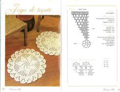 beautiful crochet star-rug