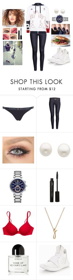 """""""*Boop*"""" by teodoramaria98 ❤ liked on Polyvore featuring Tommy Hilfiger, H&M, Reeds Jewelers, Michael Kors, CARGO, Victoria's Secret, Anne Klein, Byredo, adidas Originals and adidas"""