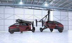 Verkoop 'vliegende auto' start - Nederlands bedrijf levert gyrocopter - IT Pro - Nieuws - Tweakers