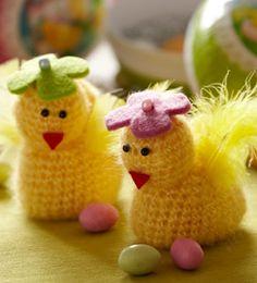 Strik og sy og hækl til påske