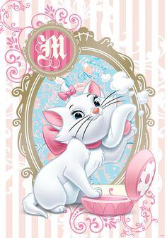 The Aristocats Marie Gatos Disney, Disney Cats, Disney Love, Disney Magic, Disney Films, Disney Pixar, Walt Disney, Wallpaper Iphone Disney, Cat Wallpaper