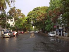 Gujarat Colony Road in Mayur Colony, Kothrud, Pune