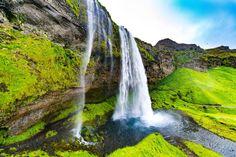 Seljalandsfoss Iceland [OC] [24481634] #reddit