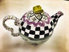 Diy mackenzie teapot