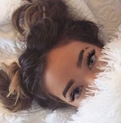 I added the slit on pics art I really want to do this with my eyebrows so hehe I hope you like it