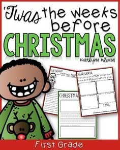 In celebration of my recent TPT milestone - this resource will be FREE for a limited time!! Please leave feedback if you are enjoying it! ;) Thank you everyone!!   We all know how crazy the classroom can get around Christmas time with Christmas break on the way!