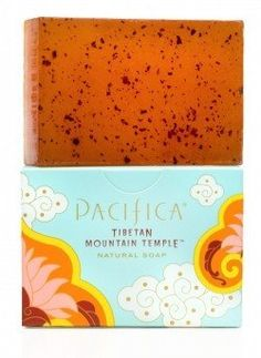 Pacifica Tibetan Mountain Temple Soap by Pacifica. $5.95. Made in the USA. Brand new scent. No artificial colors. Not tested on animals. Vetiver and Indonesian Patchouli make up the base of this tranquil, incense-like blend. Ginger sits lightly in the middle while orange provides the lift for these distinct essential oils. 6 oz.