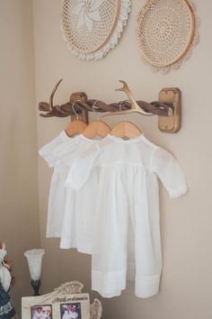 Nursery With No Closet: Wisteria Branch Nursery Clothing Display - Project Nursery