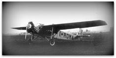 Hamilton Metalplane H-47 (Reg 133E, Mfg Ser 57) originally a H-45 but engine change made it H-47. Exported to Transadratica-S.A. Venice, Italy (used on early Italian routes on floats). #boeing #metalplane #vintage #vintageairplane #vintageaircraft #anitqueaircraft #italy #hamilton #133E #i-roma