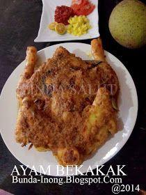 DAPUR BUNDA INONG: Ayam Bekakak