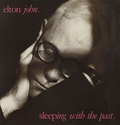 For Sale - Elton John Sleeping With The Past UK  vinyl LP album (LP record) - See this and 250,000 other rare & vintage vinyl records, singles, LPs & CDs at http://eil.com