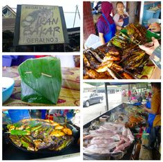 Ikan Bakar @ Kedai Kat Jat (aka Gerai No. 3, Bukit Petaling) - Gerai No. 3, Lengkok Bellamy, Off Jalan Istana, Kuala Lumpur