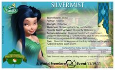 Pixie Hollow Games Trading Cards | Fairies Forever!