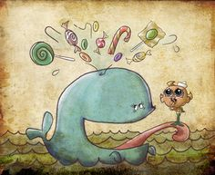 Grim adventures of Flapjack by coycoy ...