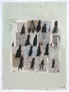 "scottbergeyart:  # 2717 ""Same Old Feeling"" on Flickr. Scott Bergeywww.etsy.com/ca/shop/ScottBergey"