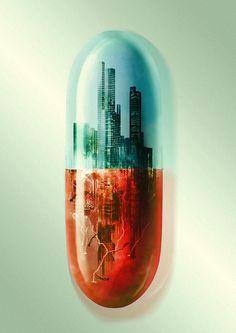 Pill by faust8.deviantart.com on @DeviantArt                                                                                                                                                                                 Mais