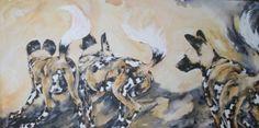 African Wild Dog, Wild Dogs, Wild Life, Animals, Art, Animales, Craft Art, Animaux, Wildlife Nature