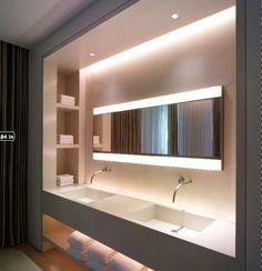 Lavamanos de Baño Diseño, Retratos, Remodelación, Decoración e Ideas - página 7