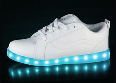 10 LED Shoes That Light Up At The Bottom And Change Colors Like Crazy 10466687390