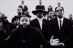Khaled mit einer neuen Anthem! Im Video mit ganz G.O.O.D. Music.