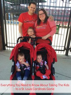 Tips on Taking Kids to a St. Louis Cardinals Game
