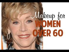 Makeup techniques for women over 60 - YouTube