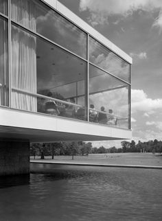 Connecticut General Life Insurance | Architect: SOM | Bloomfield, CT | Photos: Ezra Stoller
