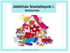 Fotó itt: Betűtanítás 1. osztályban a Játékház feladatlap segítségével interaktív tananyag - Google Fotók