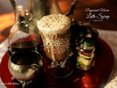 I set out to recreate a real Sugar Free Peppermint Mocha syrup for flavoring lattes, and far surpassed my own expectations with this one! Give it a try and you'l...