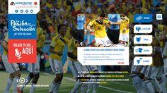 Homecenter / Selección Colombia Kv Website 2015