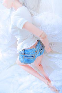 Smart Doll Chitose Shirasawa by bluepink1132