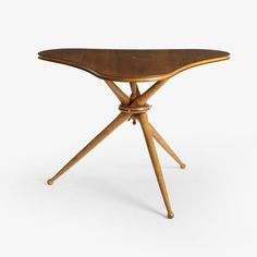 peder moos 3-legged table of 1948