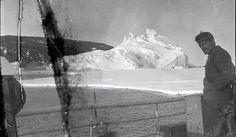 Negativos de 100 anos atrás encontrados na Antártida
