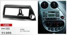 CARAV 11-050 Top Kwaliteit Radio installatie dash mount kit stereo installeren voor FORD Ka 1996-2008 (links Wiel) 1-DIN(China (Mainland))