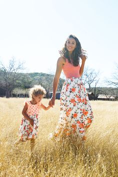 Matilda Jane Clothing | Women | March | New Arrivals | Fashion | Girls' Fashion | Spring | Summer | Floral | Dresses | Mommy and Me Dress Outfits, Girl Outfits, Jane Clothing, Matilda Jane, Floral Dresses, Mommy And Me, Spring Summer Fashion, Girl Fashion, March