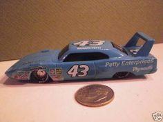 Richard Petty 1 64 Diecast Car Plymouth 43 Mopar STP Racing Champions   eBay