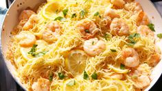 If You Love Shrimp Scampi, You Need to Make This Angel Hair